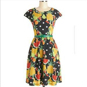 Final Price ⭐️ Fresh Farmer's Market Dress
